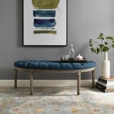 Brilliant Semi Circle Dining Bench Wayfair Ncnpc Chair Design For Home Ncnpcorg