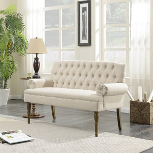 Kelling Button Tufted Settee U..