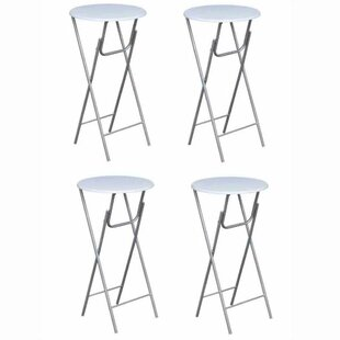 Erdmann Folding Dining Table (Set Of 4) By Brayden Studio