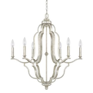 Willa Arlo Interiors Erroll 6-Light Chandelier