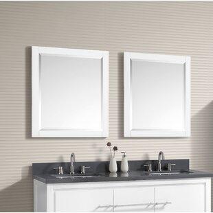 Liverman Bathroom/Vanity Mirror By Latitude Run