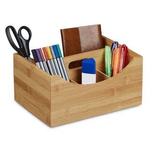 Jaiden Desk Organiser By Natur Pur