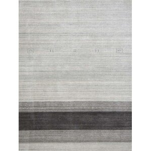 Blend Light Gray Area Rug