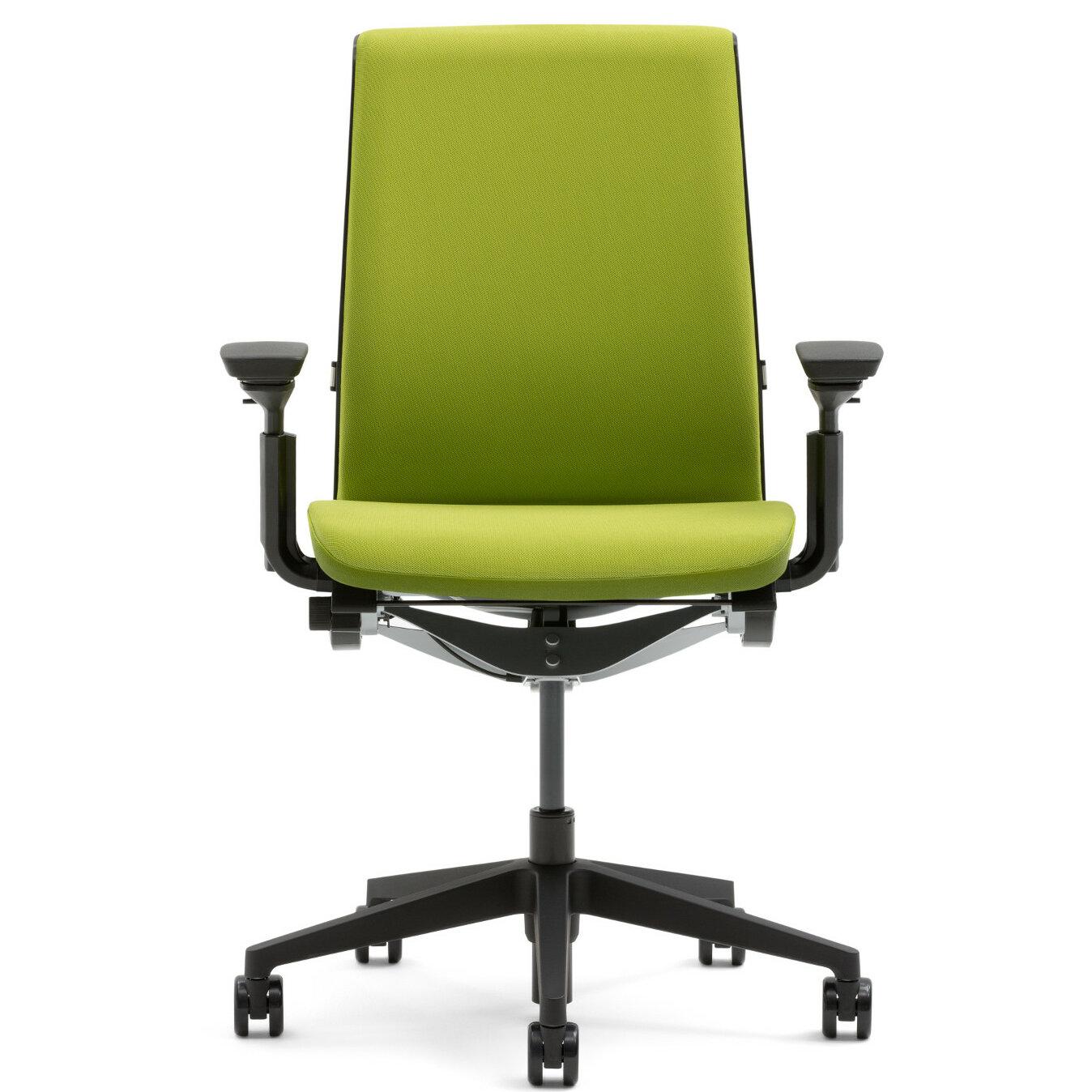 Steelcase think high back desk chair wayfair