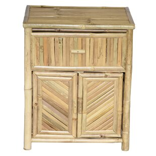 Buy luxury Bamboo 1 Drawer Nightstand By Bamboo54