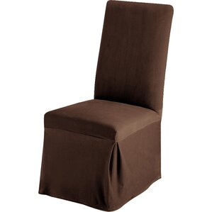 Stretch Pique Dining Chair Slipcover by Sure Fit