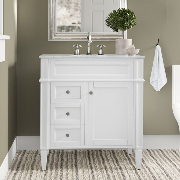 Oval Bathroom Vanity Wayfair