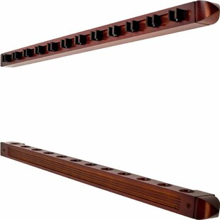 Wall Cue Rack By Trademark Games