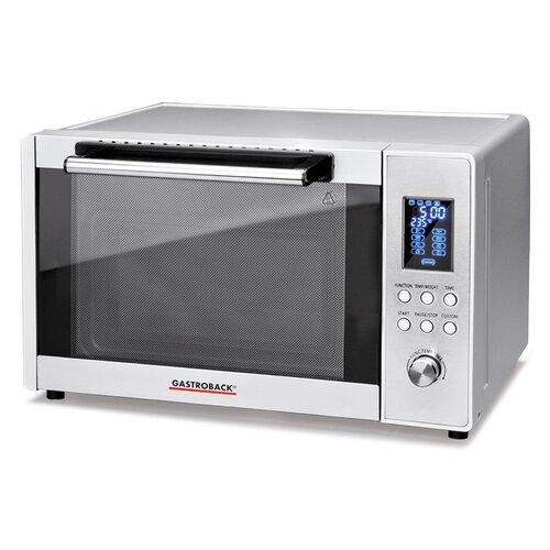 28 L Mini-Backofen Design Bistro Ofen Advanced Pro Gastroback | Küche und Esszimmer > Küchenelektrogeräte > Küche Grill | Gastroback