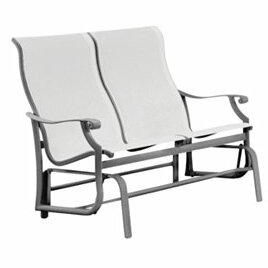 Montreux Sling Glider Bench by Tropitone