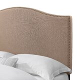 Doty All-In-One Upholstered Standard Bed by Charlton Home®