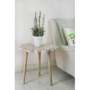 Monroy End Table by Bungalow Rose