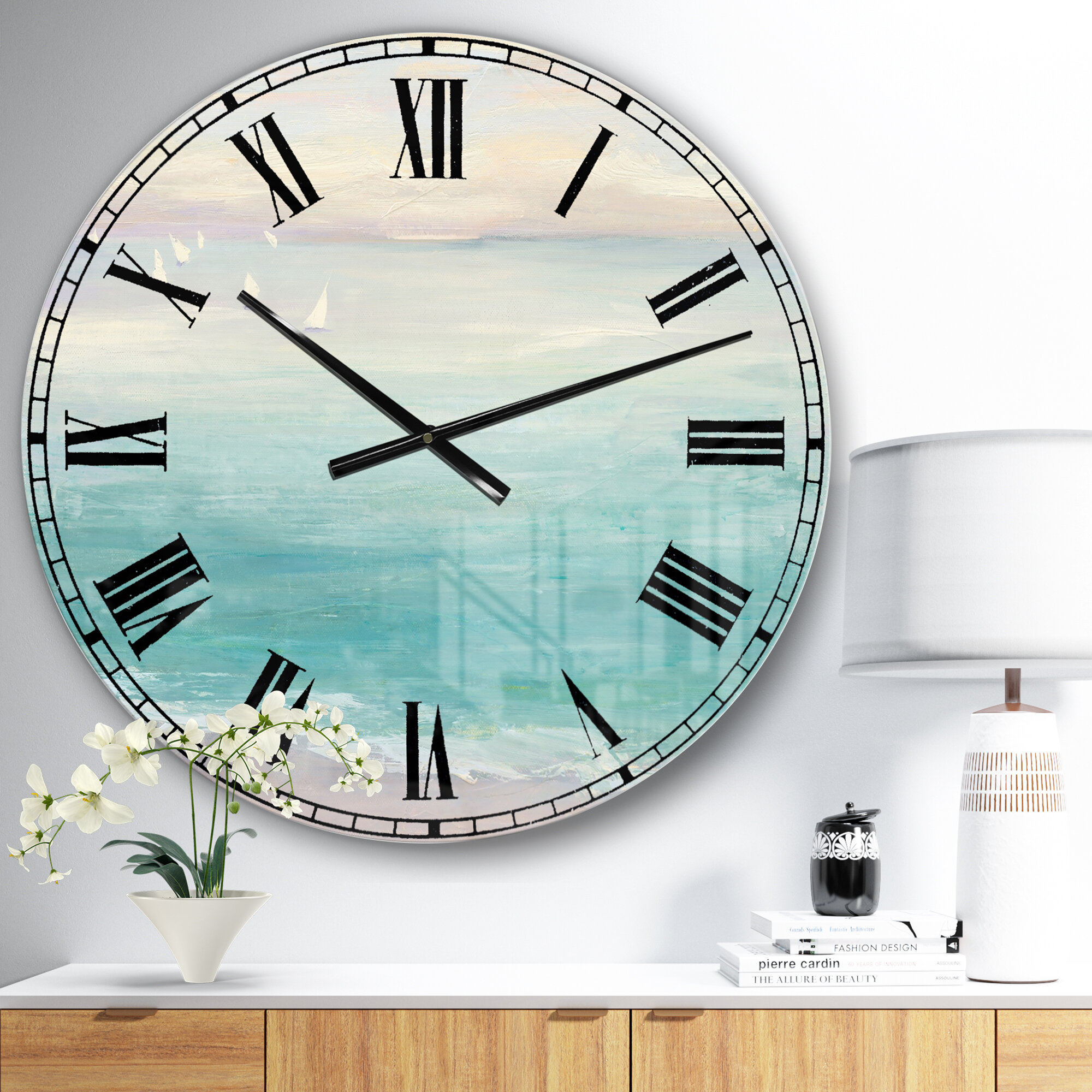 Silent / Non-Ticking Wall Clocks You'll Love in 2019 | Wayfair