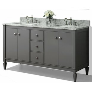 Kayleigh 60 Double Bath Vanity Set by Ancerre Designs