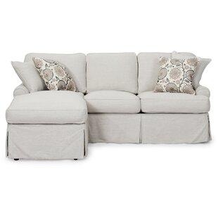 Nice Callie T Cushion Sofa Slipcover Set