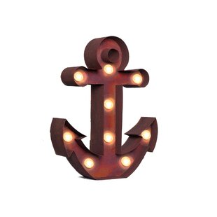 Anchor LED Marquee Sign By17 Stories