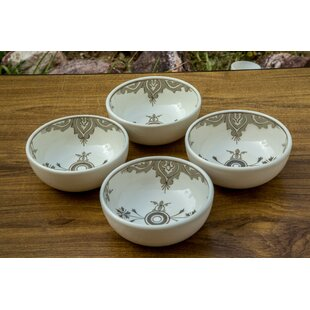 Wynsum 4 Piece Pasta Bowl Set