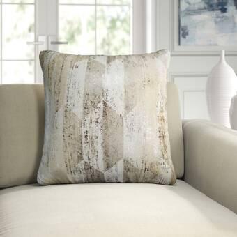 Eastern Accents Arthur Cotton Down Plaid Throw Pillow Perigold