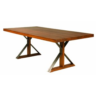 Beldale Maple Dining Table by Union Rustic