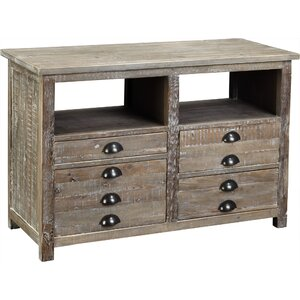 Snow Tower 4 Drawer Accent Chest