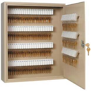 Uni-Tag Key Cabinet with Key Lock by Steelmaster