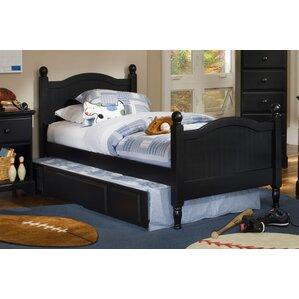 Midnight Panel Bed