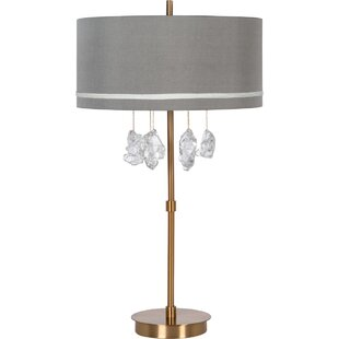 Crystal Ice 31 Table Lamp