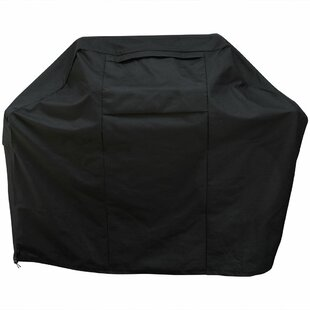 Burdette Heavy-Duty 300D Polyester Waterproof Grill Cover by Freeport Park