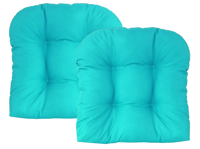 Edie Inc Sonic Diamond Indoor Outdoor Chair Cushion Reviews Wayfair