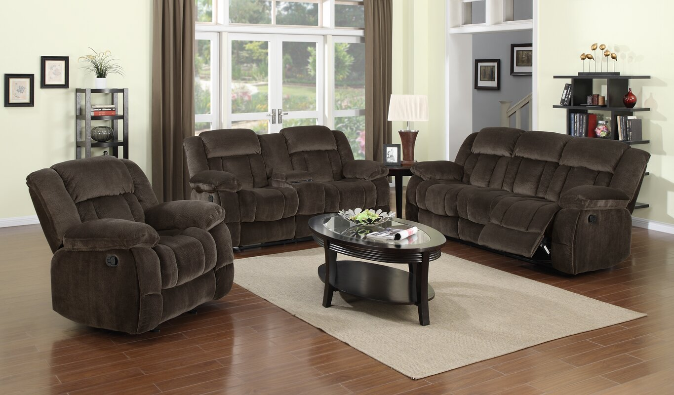 Good Teddy Bear 3 Piece Living Room Set Part 14