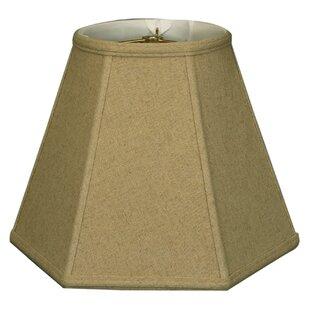 Hexagon 12 Linen Empire Lamp Shade