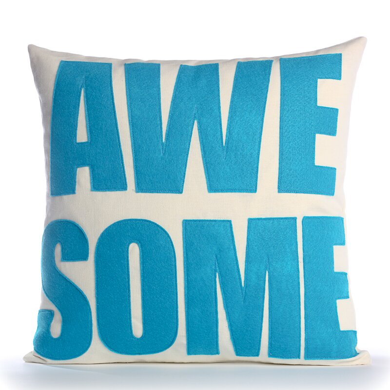 Alexandra Ferguson Celebrate Everyday Throw Pillow Reviews Wayfair
