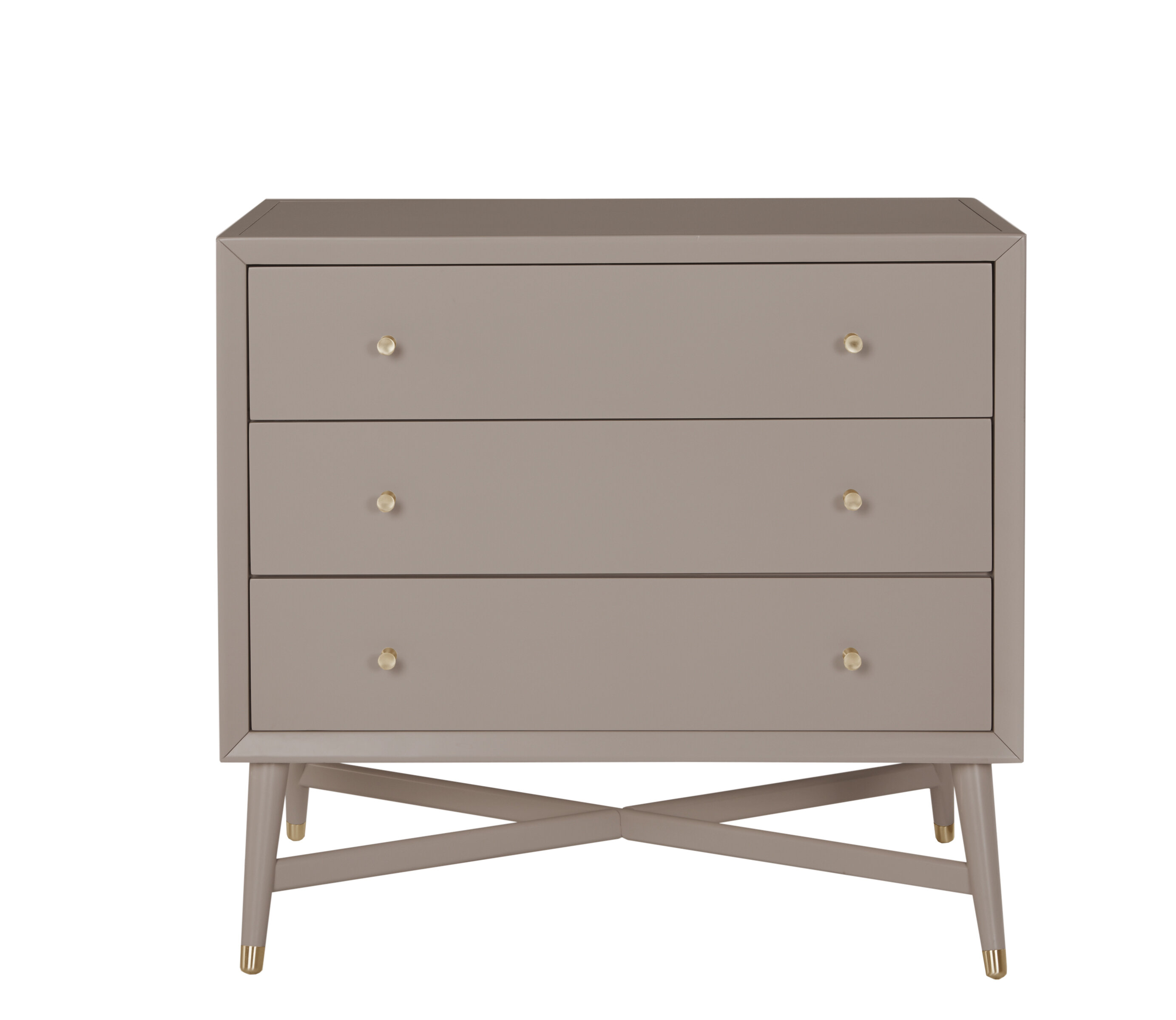 Mid Century Mcpartland 3 Drawer Dresser Reviews Allmodern