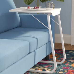 Slide Under Sofa Tray Table Wayfair