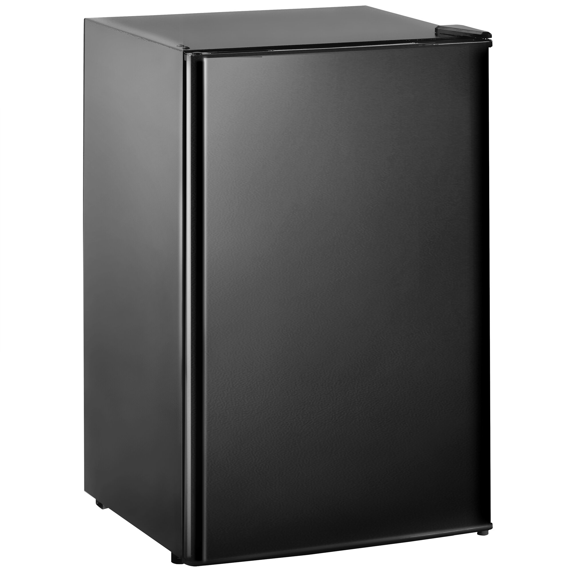 Souiwuzi Compact Refrigerator With Freezer Energy Star 3 2 Cu Ft Mini Fridge With Reversible Door 5 Settings Temperature Adjustable For Kitchen Bedroom Dorm Apartment Bar Office Rv Wayfair