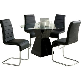 Chiron 5 Piece Dining Set