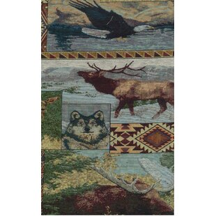 Tapestry The Wild North Futon Slipcover by Blazing Needles