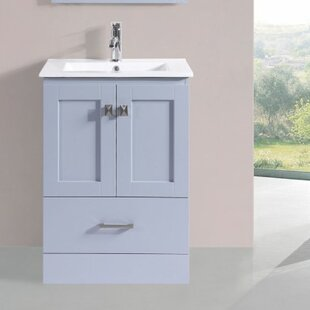 Valenti Modern 24 Single Bathroom Vanity Set by Latitude Run
