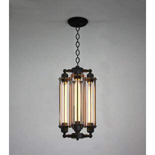 Kaleigh 4-Light Lantern Pendant by Trent ..
