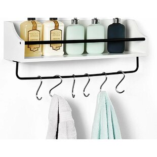 Rebrilliant Finney Spice Rack Floating Wa..