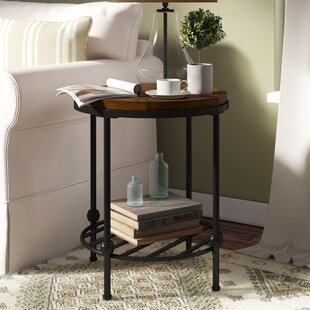 Stellan End Table by Mistana