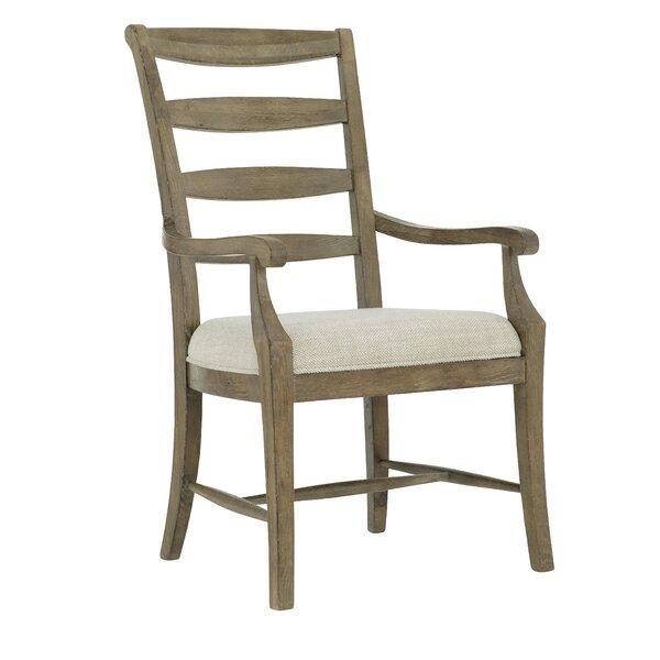 French Ladder Back Arm Chair Wayfair