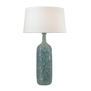 Cubist Ceramic Bottle 35