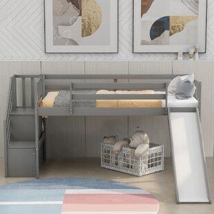 Menomonie Twin Low Loft Bed