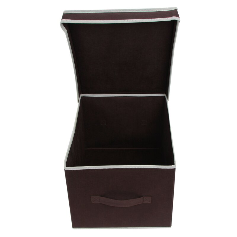 Beau Foldable Storage Box With Lid