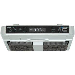 Bluetooth Under Cabinet Kitchen Radio