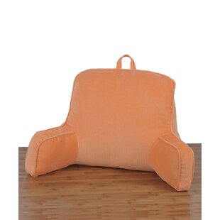 Kenny Corduroy Lounger Cotton Bed Rest Pillow