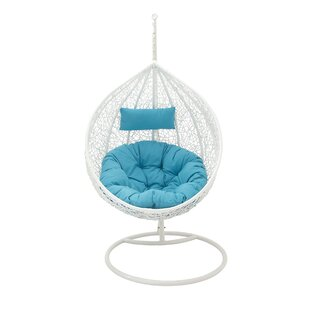 Cole & Grey Swing Chair with Stand