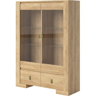 Union Rustic Terrell Standard China Cabinet