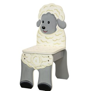 Happy Farm Kids Desk Chair by Fantasy Fields